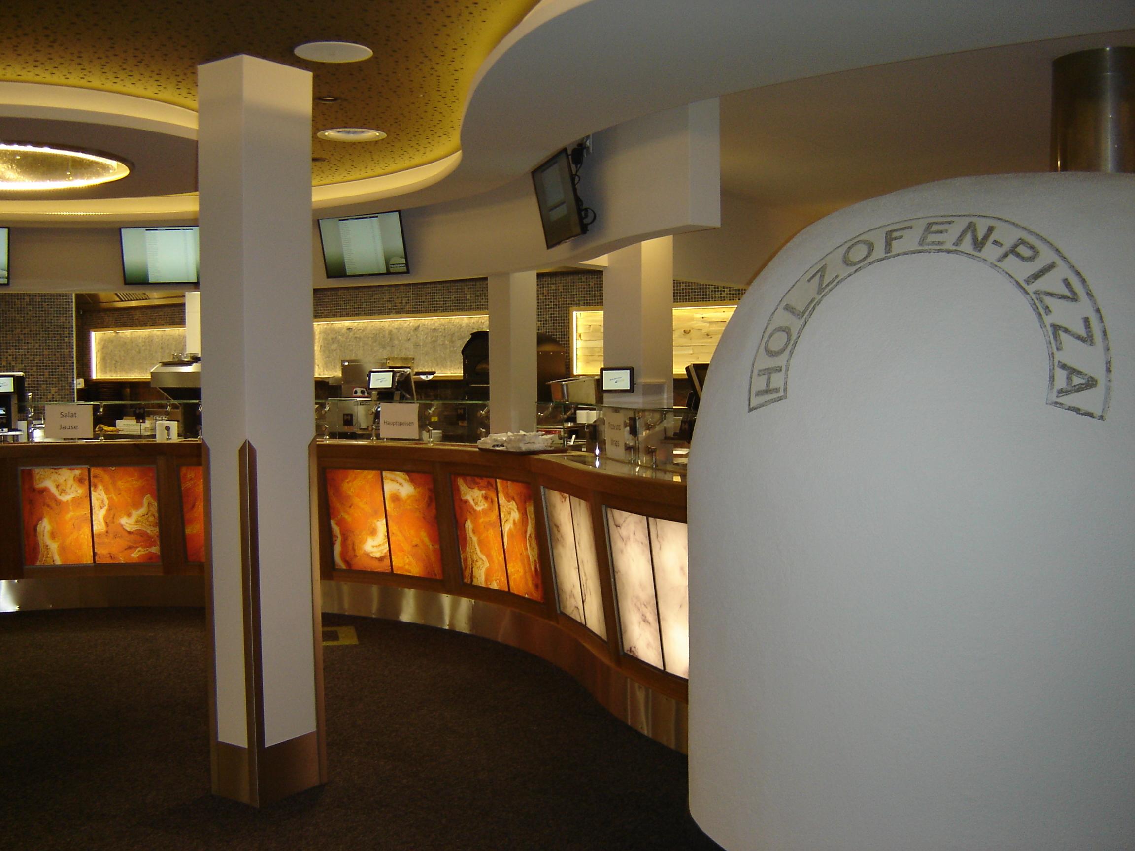 Alp Trida Pizza & SB